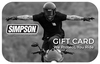Simpson Motorcycle E-Gift Card